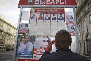 Affluence et répression pour un duel électoral inattendu
