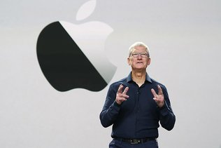 En forme olympique, Apple fait de son patron un milliardaire