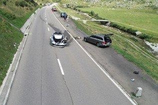 Carambolage au Gothard: plusieurs millions de dégâts