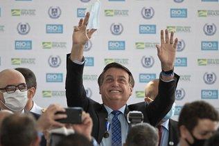 Le président brésilien Jair Bolsonaro plus populaire que jamais