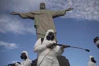 Le Christ de Corcovado rouvre au public à Rio