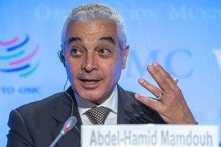Le Genevois Hamid Mamdouh ne dirigera pas l'OMC