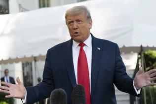 """Trump promet un nom pour la cour suprême """"la semaine prochaine"""""""