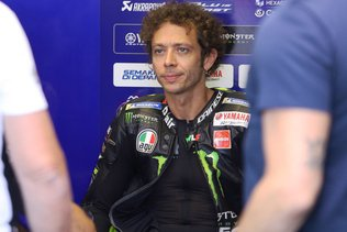 Valentino Rossi pilotera en 2021 pour Yamaha-SRT