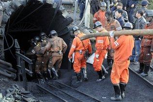 Dix-sept mineurs piégés après une fuite de gaz à Chongqing