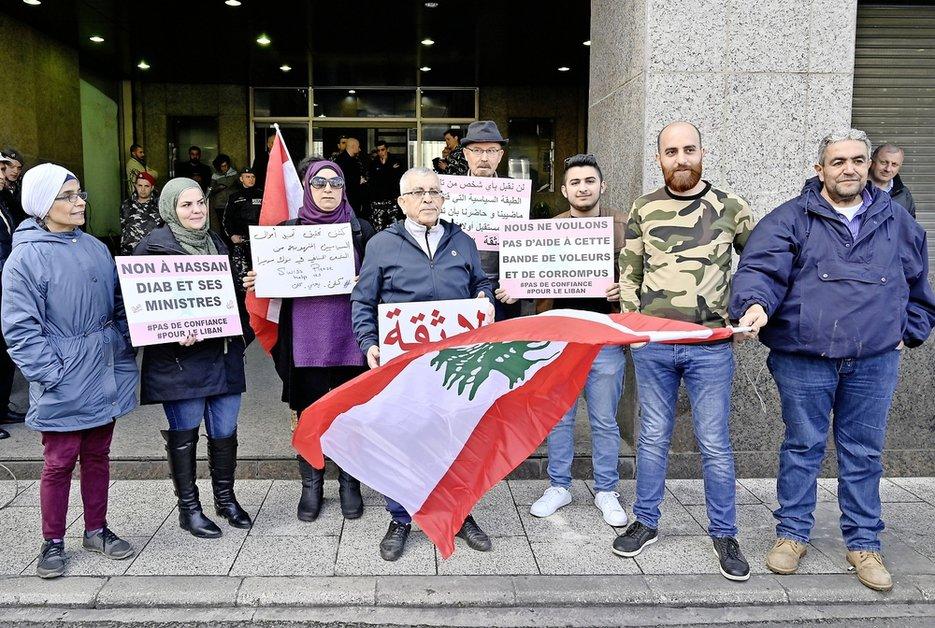 Les fonds libanais en Suisse ciblés