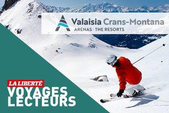 [OFFRE] 3 nuits + 1/2 pension + ski dès 499.-
