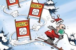 Stations de ski surveillées