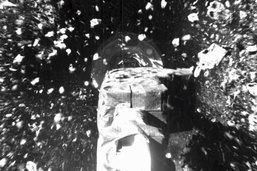 La sonde Osiris-Rex perd ses cailloux dans l'espace