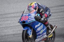 Jason Dupasquier se classe 24e au GP de Teruel