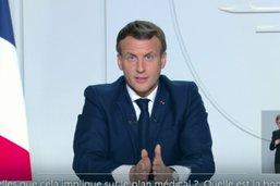 """""""La France ne se bat pas contre l'islam"""", répond Macron au FT"""