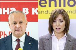 La pro-européenne Sandu remporte la présidentielle