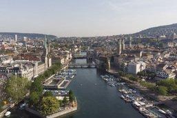 Zurich et Paris dans le trio des villes les plus chères au monde