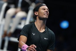 Rafael Nadal: un nouvel échec