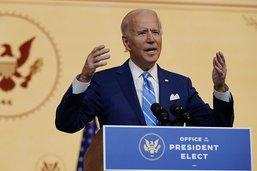Biden nomme une équipe de communication entièrement féminine