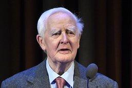 John Le Carré, maître britannique du roman d'espionnage, est décédé