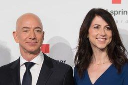 L'ex-femme de Jeff Bezos a fait des dons de 4 milliards de dollars