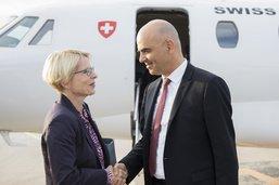 A Livia Leu de sauver l'accord-cadre