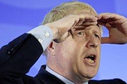 Boris Johnson énerve tout le monde
