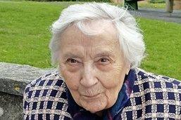 Ida Vaucher-Berthoud a fêté ses 100 ans