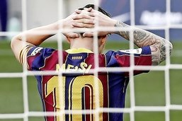 Le Barça se cherche encore