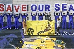 Le mal de mer à Fukushima