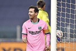 Messi plus fort que la Juventus