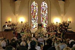 Obsèques toujours moins religieuses