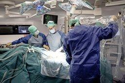 Des patients sont obligés de patienter