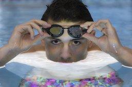 Quand le nageur en a sec