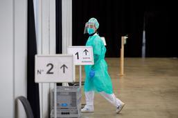 Les tests rapides pour le Covid-19 sont arrivés à Fribourg