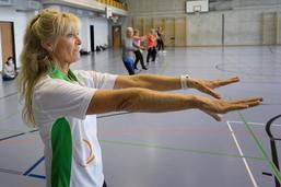 Cours pour seniors à Vuadens