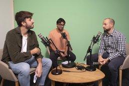 Ecoutez l'épisode 7 de notre podcast hockey