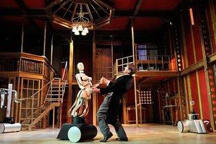 Cabaret-théâtre: Barnabé a tiré sa dernière révérence