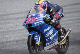 GP de Teruel Moto3: 24e place pour Jason Dupasquier