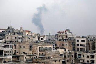 """Syrie: au moins 78 rebelles pro-turcs tués dans des raids """"russes"""""""