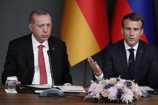 Turquie : Erdogan appelle au boycott des produits français