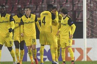 Les Young Boys arrachent le nul à Cluj