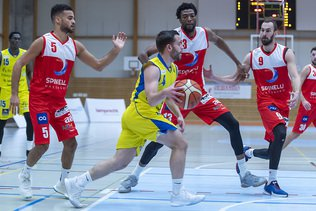 Swiss Basketball: La LNA continue