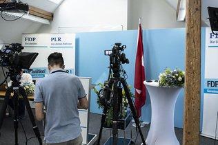 """Assemblée numérique du PLR: """"multinationales responsables"""" au menu"""