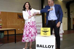 Élection régionale: victoire de la ligne dure anti-coronavirus