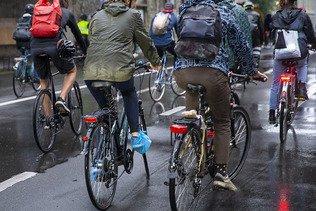 Lausanne: rassemblement non autorisé de cyclistes