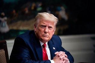 """Trump ne """"changera pas d'avis"""" sur ses accusations de fraude"""
