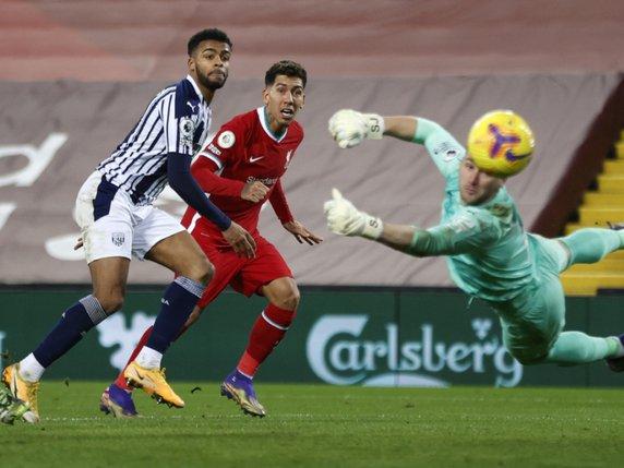 Liverpool accroché par WBA malgré le but de Sadio Mané (vidéo) — PL