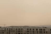Sable du Sahara: poussières dangereuses