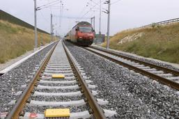 Intempéries: ligne Fribourg-Berne perturbée