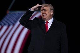 """Trump condamne les violences, promet une transition """"sans accrocs"""""""