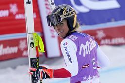 Super-G de St-Anton: Lara Gut-Behrami au sommet, Suter 3e