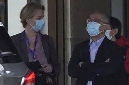 L'OMS dans le premier hôpital pour malades du Covid-19 à Wuhan