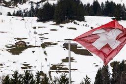 Une tempête de föhn a traversé les Alpes à près de 170 km/h